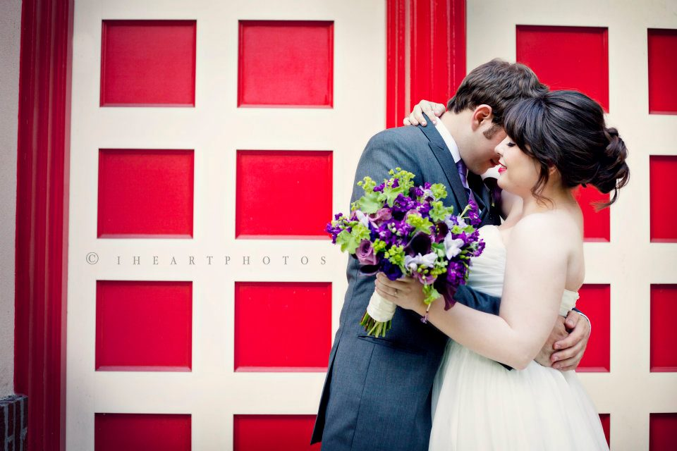 Jenny + Eric on June 15, 2012 ♥ I {Heart} Photos Photography Studio at Glen Echo Park (Glen Echo, MD)