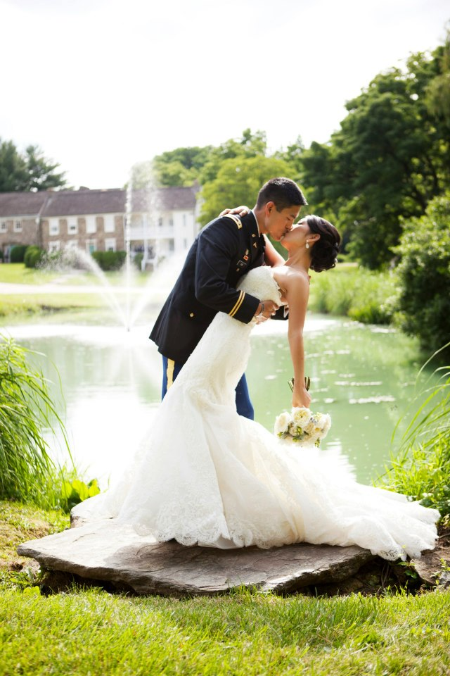 Eunice + Andrew on June 16, 2012 ♥ Stone Manor Country Club (Middletown, MD)