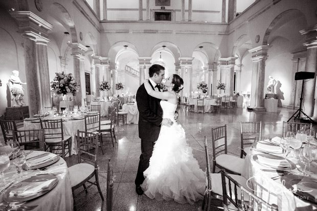 Liz + Alex ♥ Jackson Photography at the Walters Art Museum & Hotel Monaco (Baltimore, MD)