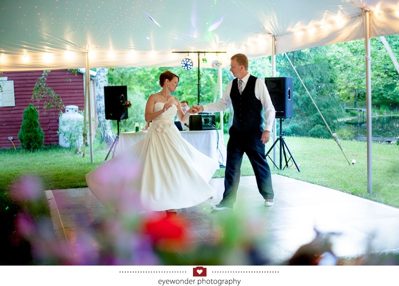 Amy + Dean on May 19, 2012 ♥ EyeWonder Photography at Cedar Hill Farm (Etlan, VA)