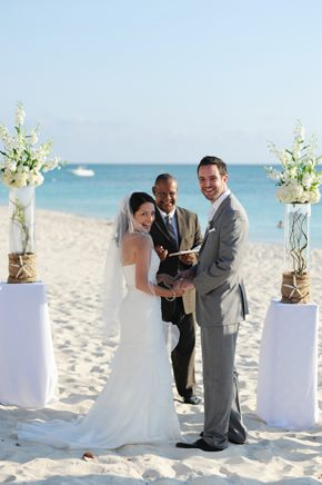 Jeorjina + Mike on May 11, 2012   ♥ Aaron   Rebarchek Photography on Seven Mile Beach (Grand Cayman)