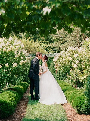 Sara + George on August 11, 2012 ♥ Katie Stoops Photography at River Farm (Alexandria, VA)