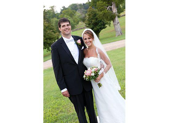 Danielle + Matthew on August 13, 2011 ♥ South Boston, VA