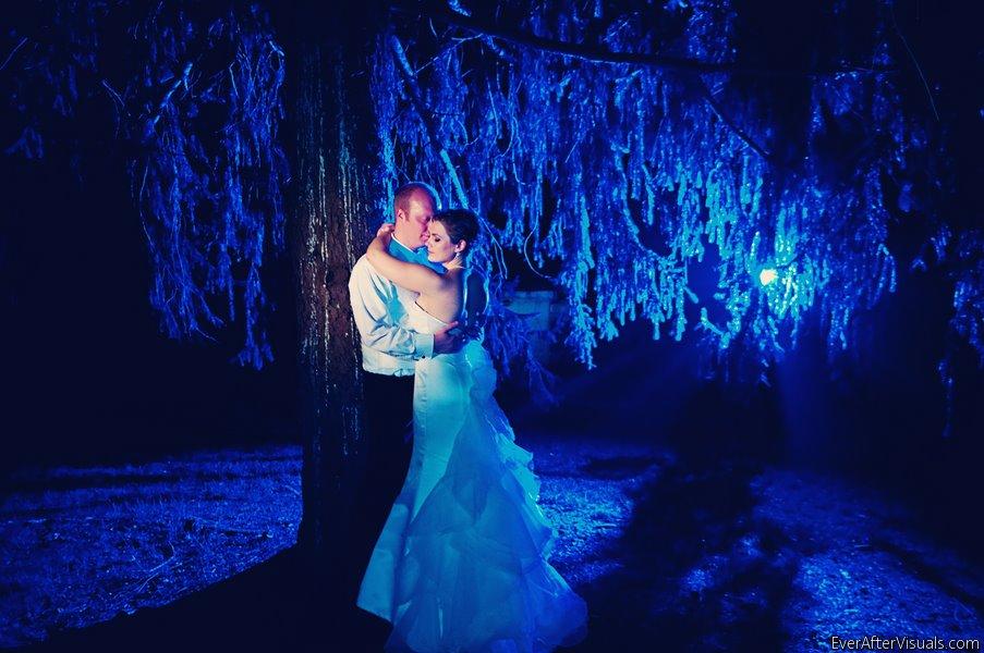 Jen + James on September 10, 2011 ♥ Ever After Visuals at the Airlie Center (Warrenton, VA)