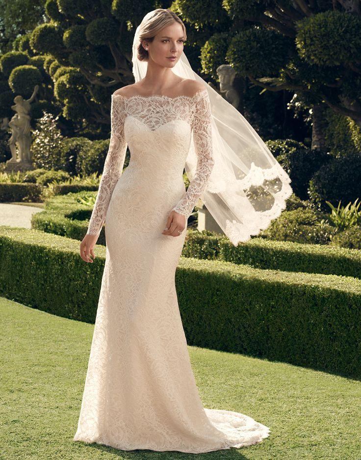 Style 2169 by Casablanca -- Wedding Dresses under $4,000 at Ellie's Bridal Boutique (Alexandria, VA)