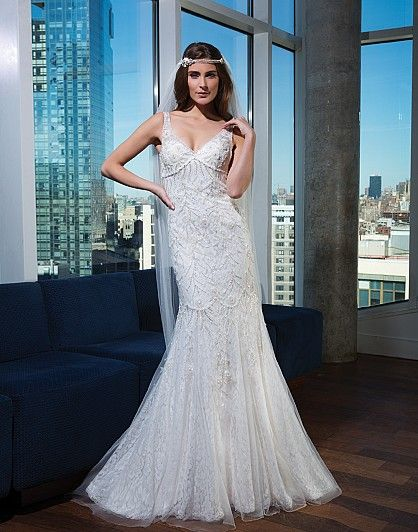 Style 9745 by Justin Alexander  -- Wedding Dresses under $4,000 at Ellie's Bridal Boutique (Alexandria, VA)