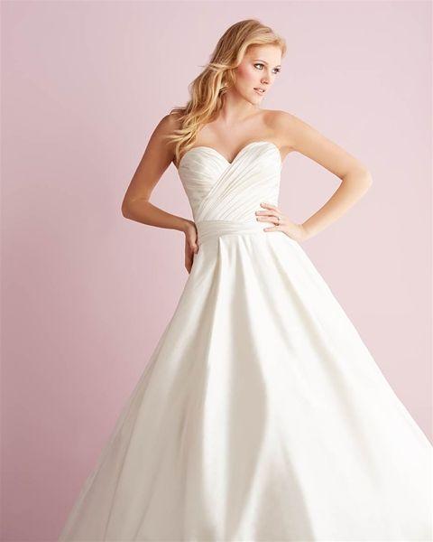 Style 2713 by Allure Romance  -- Wedding Dresses under $4,000 at Ellie's Bridal Boutique (Alexandria, VA)