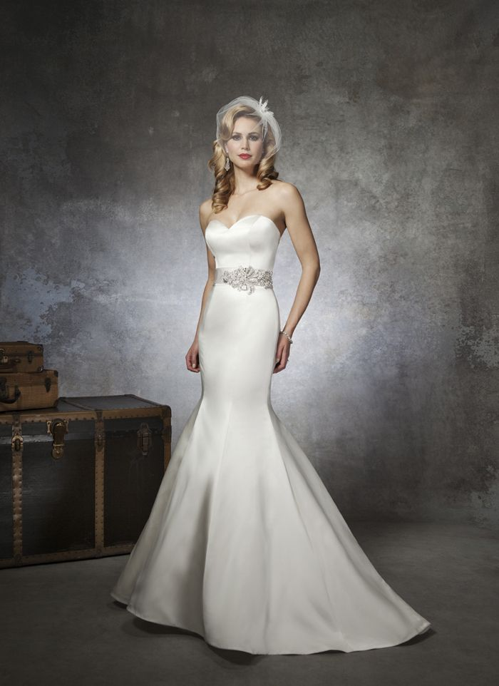 Style 8659 by Justin Alexander  -- Wedding Dresses under $4,000 at Ellie's Bridal Boutique (Alexandria, VA)