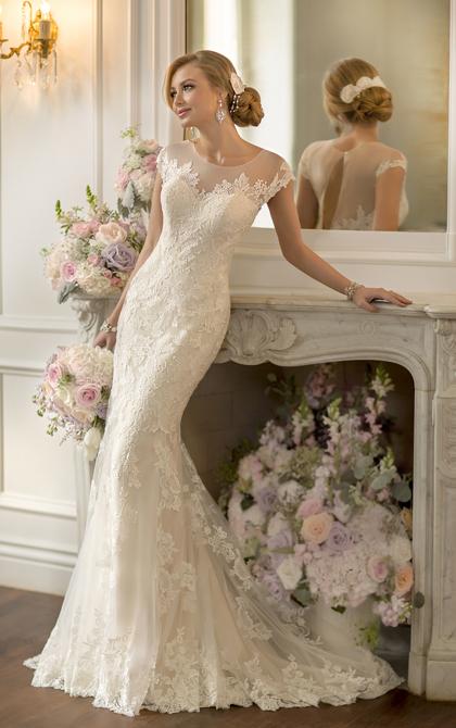Style 5977 by Stella York -- Wedding Dresses under $4,000 at Ellie's Bridal Boutique (Alexandria, VA)
