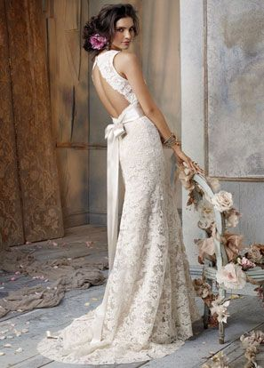Jim Hjelm 8011 right here at Ellie's Bridal