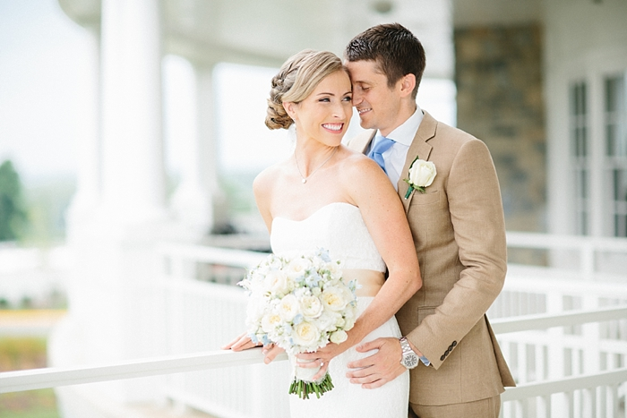 Kayley + Mike on August 9, 2014 ♥ Abby Grace Photography at the Army Navy Country Club (Arlington, VA)