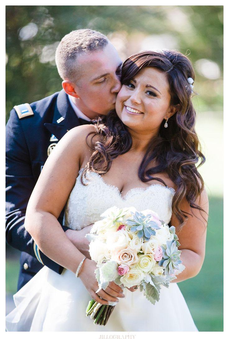 Beth + Gerald on October 4, 2014 ♥ Jillography at Raspberry Plain (Leesburg, VA)