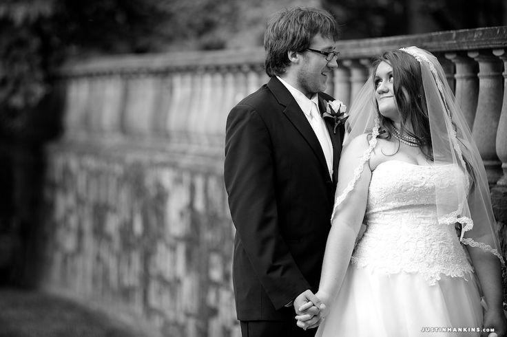 Jennifer + Calvin on May 24, 2014 ♥ Justin Hankins Photography at Norfolk Botanical Gardens (Norfolk, VA)