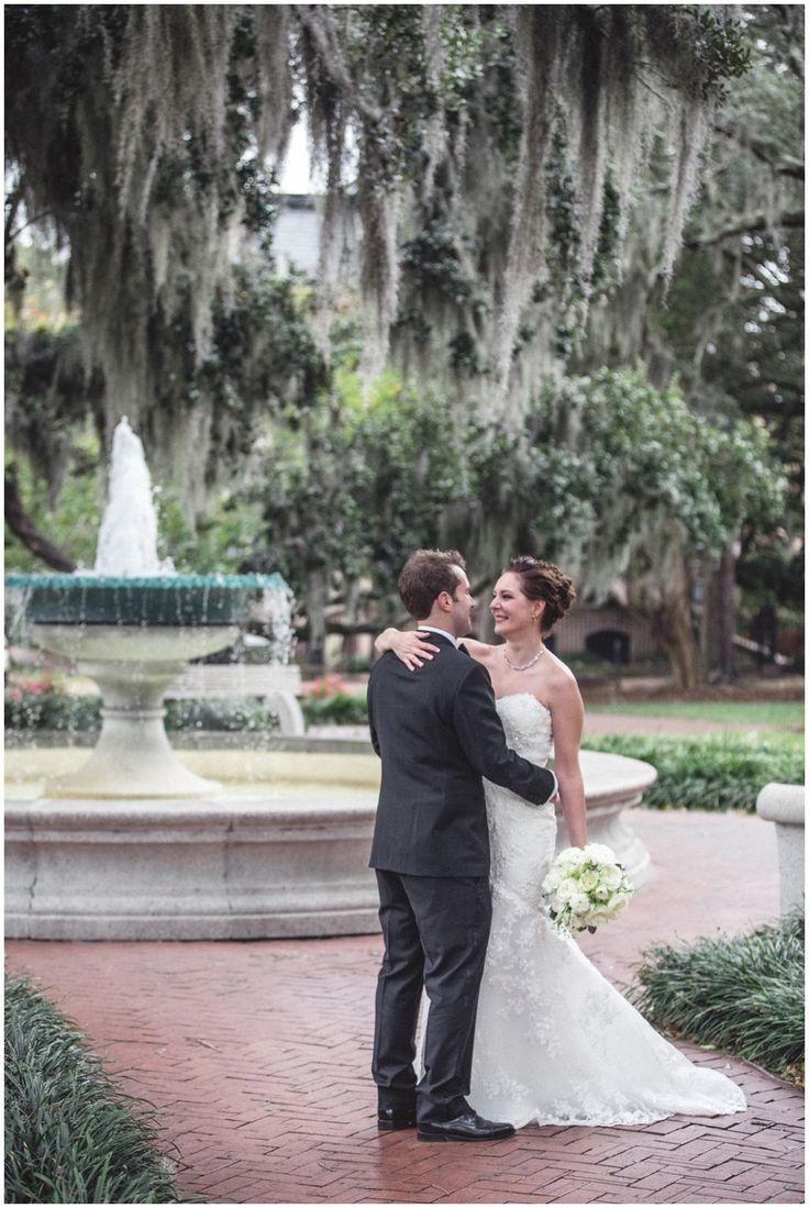 Whitney + Charlie on November 1, 2014  ♥ Alexis SweetPhotographyat the Davenport House (Savannah, GA)