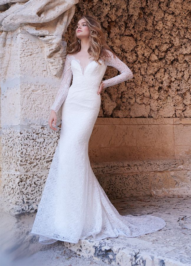 Jim Hjelm (Under $5000) – find it at Ellie's Bridal Boutique