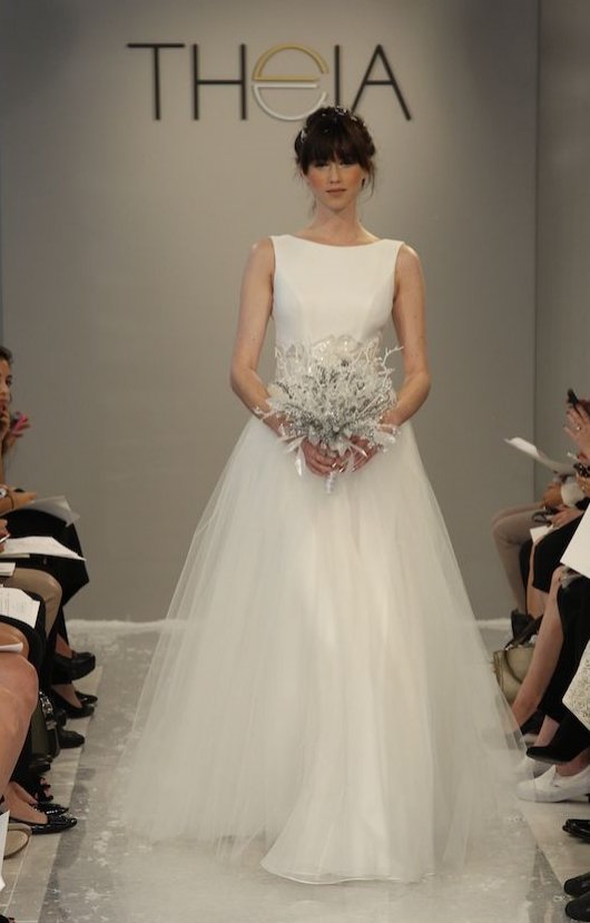 Theia (Under $5000) – find it at Ellie's Bridal Boutique