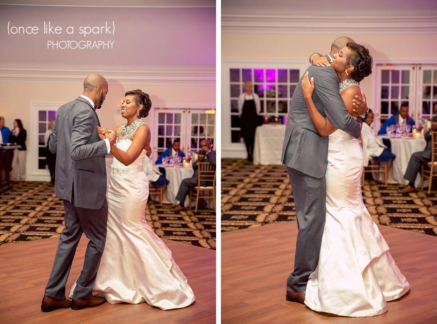Jordan + James on November 21, 2014  ♥ Once Like a Spark Photography at Trump Winery (Charlottesville, VA)