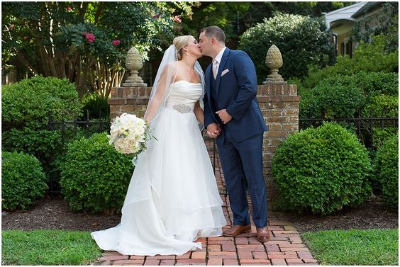 Lauren + Casey on August 20, 2016 ♥ Laura's Focus Photography at Tidewater Inn (Easton, MD)