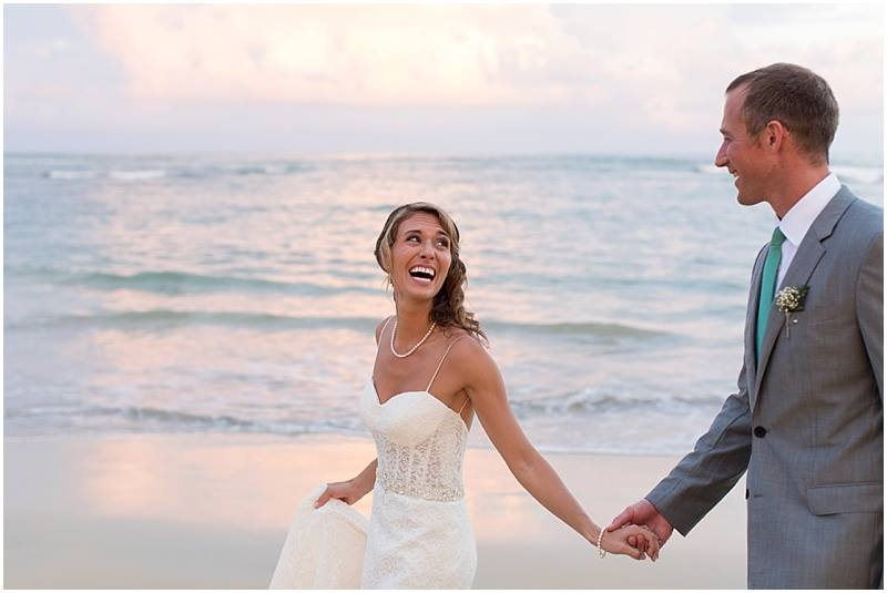Whitney + Josh on December 2, 2016 ♥ Laura's Focus Photography at Excellence El Carmen (Punta Cana, Dominican Republic)