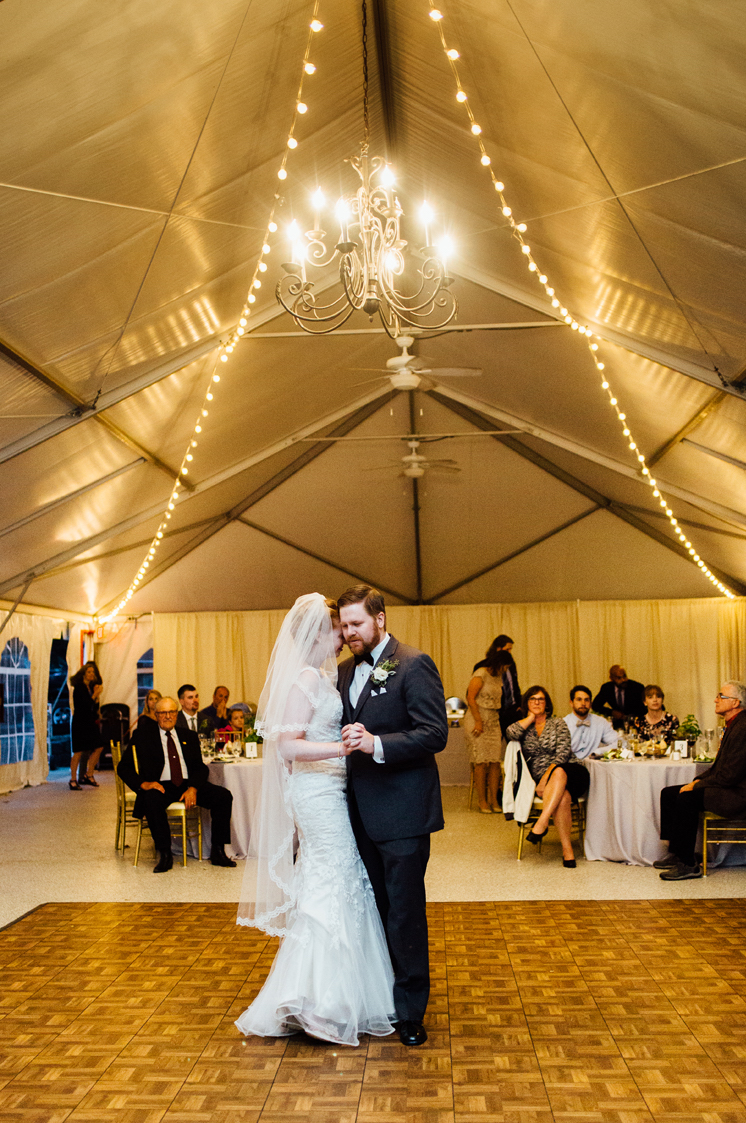 Kala + Mark on September 26, 2015   ♥ Darcy Troutman Photography at Rust Manor Wedding