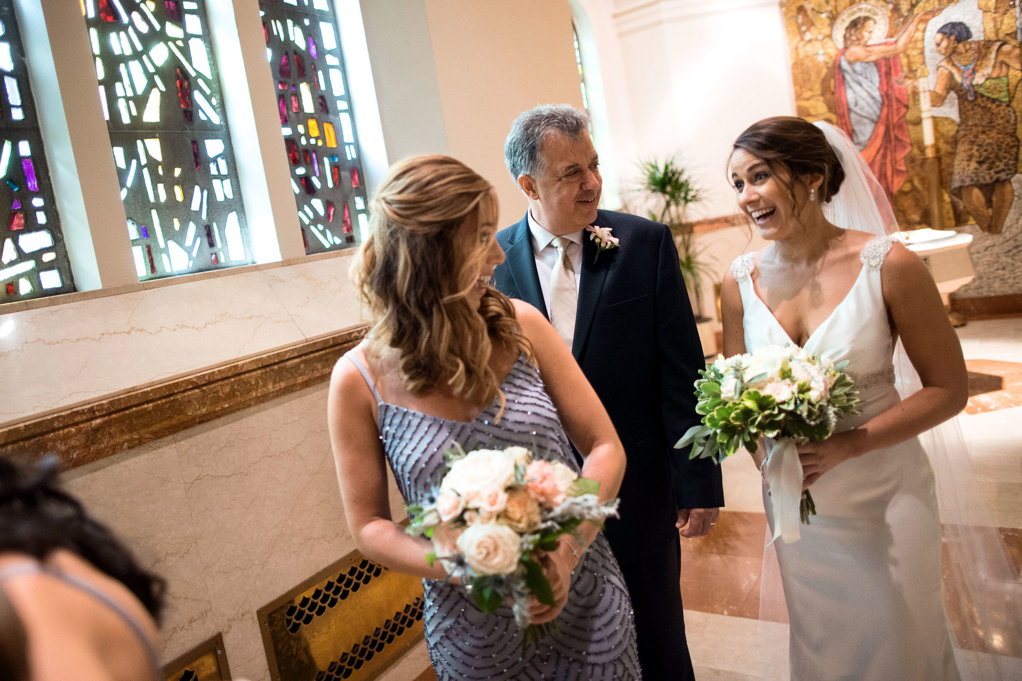 Kristen + Cody on July 3, 2016 ♥ St.Matthew of the Apostle (NW DC)