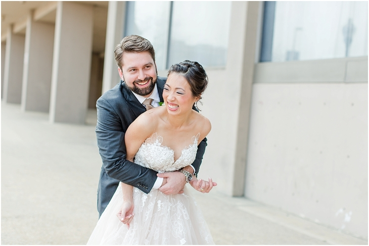 Brittany + Derek on March 25, 2017 ♥ Stacey Lynn Photography at Mt. Washington Mill Dye (Baltimore, MD)