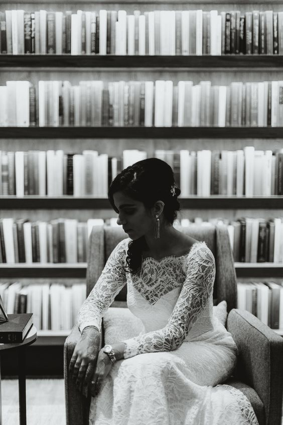 Vanessa + Arjun on November 11, 2016 ♥ Emily Gude Photography at Josephine Butler Parks Center (NW DC)
