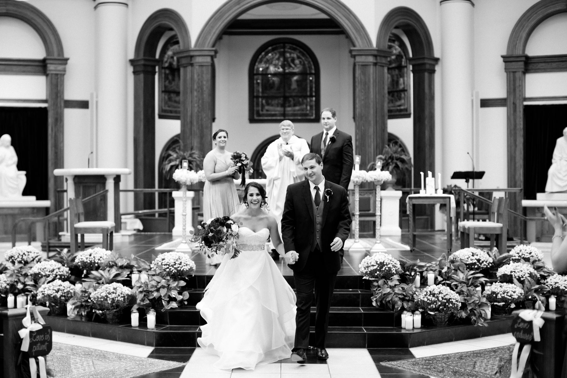 Jennifer + Joel on November 10, 2016 ♥ Sarah Bradshaw Photography at Congressional Country Club (Bethesda, MD)