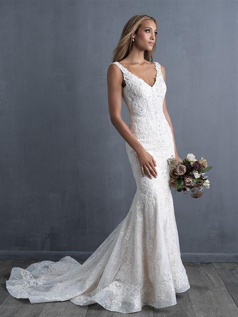 Allure Couture C493 – Ellie's Bridal Boutique (Alexandria, VA)