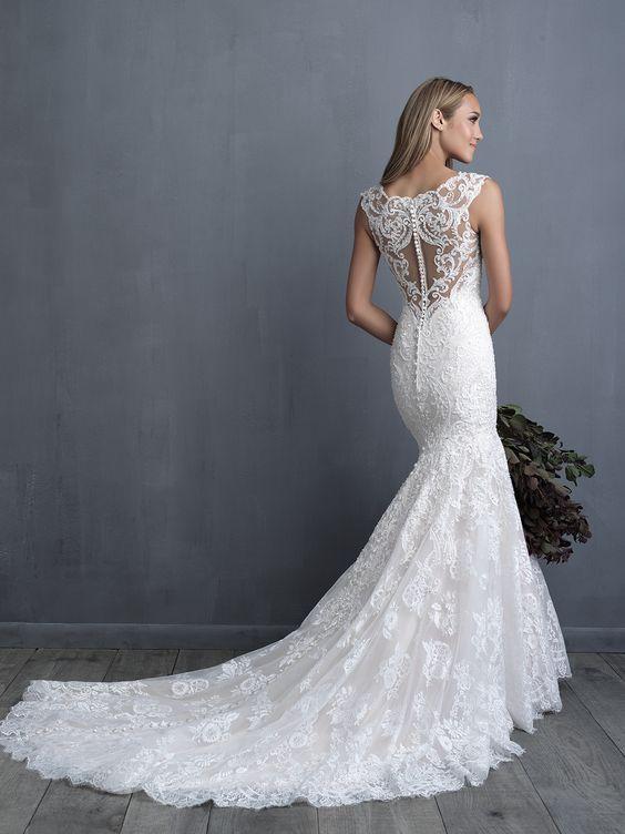 Allure Couture C490 – Ellie's Bridal Boutique (Alexandria, VA)