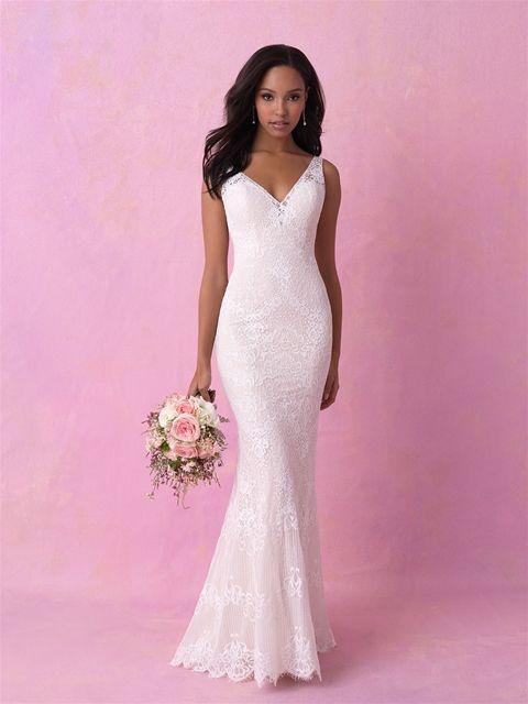 Try it on at Ellie's Bridal Boutique (Alexandria, VA) – Allure Romance 3160
