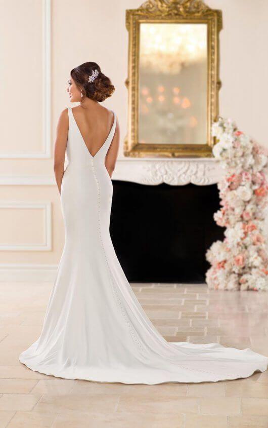 Try it on at Ellie's Bridal Boutique (Alexandria, VA) – Stella York 6742