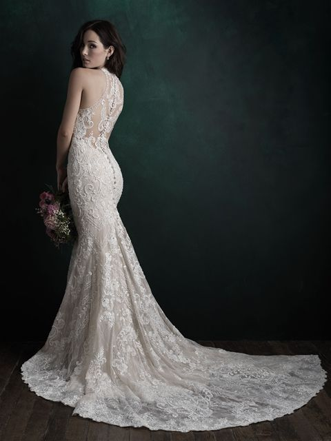 Try it on at Ellie's Bridal Boutique (Alexandria, VA) – Allure Couture C508