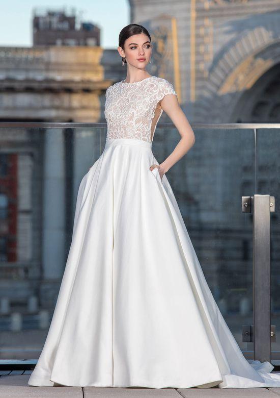 Try it on at Ellie's Bridal Boutique (Alexandria, VA) – Justin Alexander Signature 99033