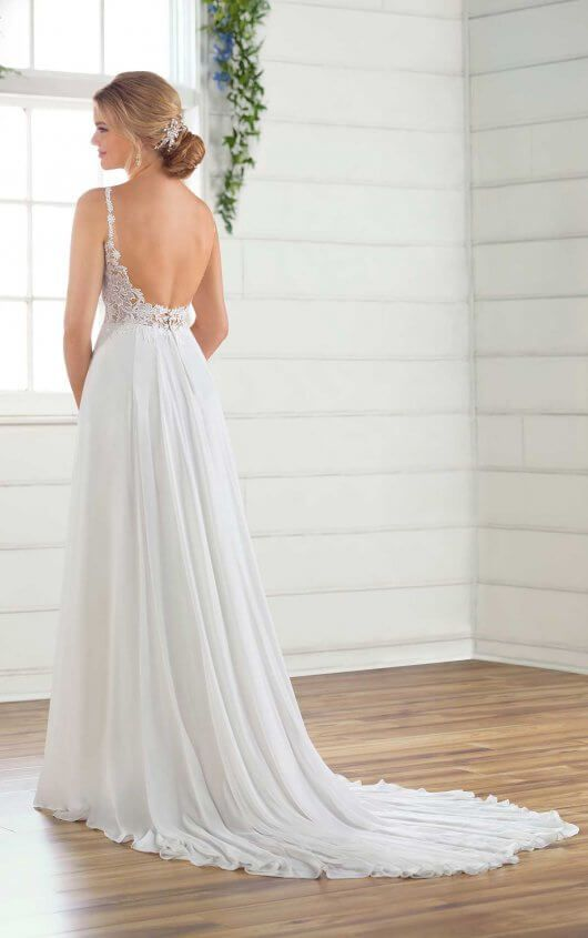 Try it on at Ellie's Bridal Boutique (Alexandria, VA) – Essense of Australia D2741