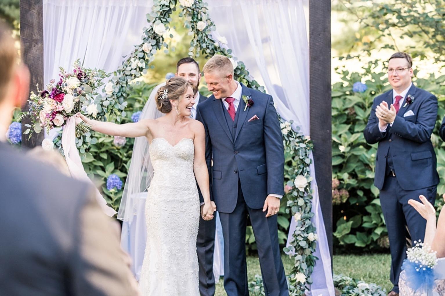 Jessica + Joel on September 23, 2017 ♥ Stephanie Mesick Photography at Airlie Center (Warrenton, VA)