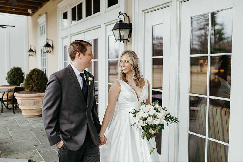 Natalie + Carl on February 24, 2018 ♥ Victoria Selman Photographer at The Salamander Resort (Middleburg, VA)