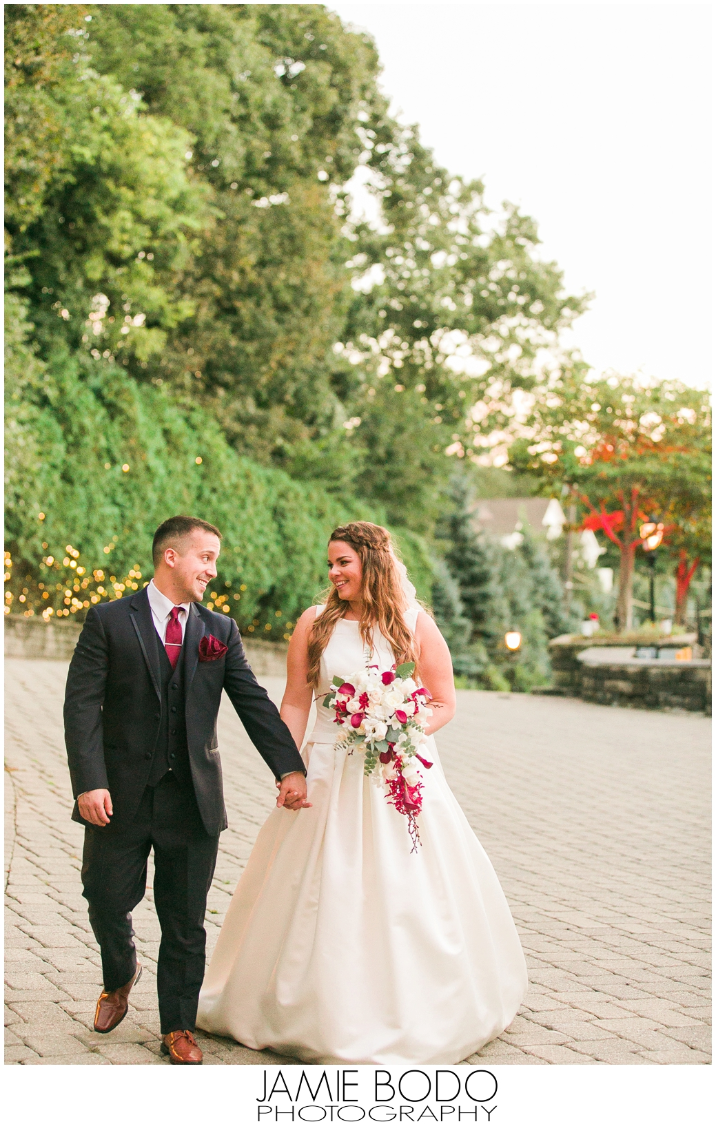 Samantha + Gonzalo on September 28, 2018 ♥ Jamie Bodo Photography at The Westmount Country Club (Woodland Park, NJ)