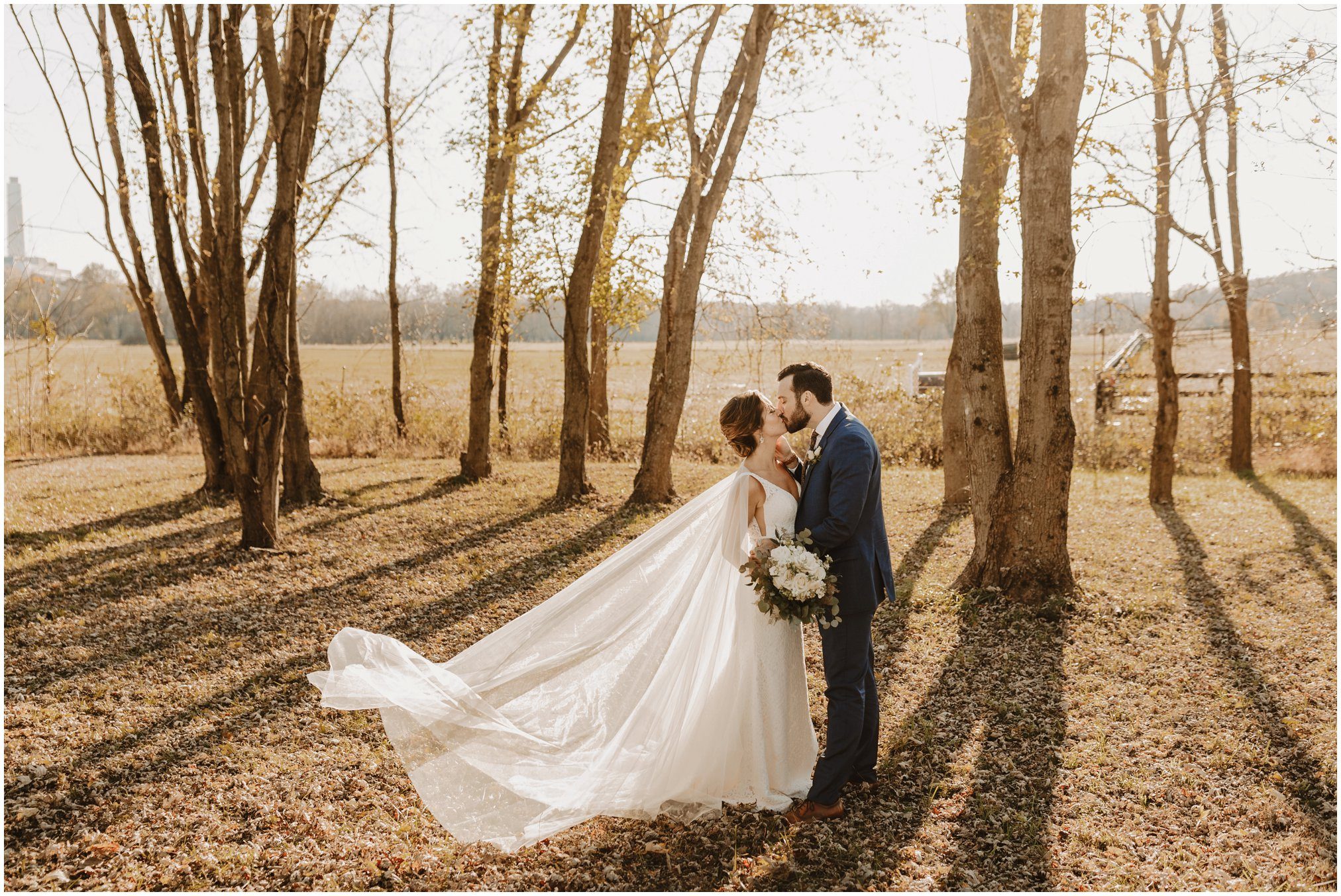 Sonia + Drew on November 11, 2018 ♥ Kate Ann Photography at Riverside on the Potomac (Leesburg, VA)