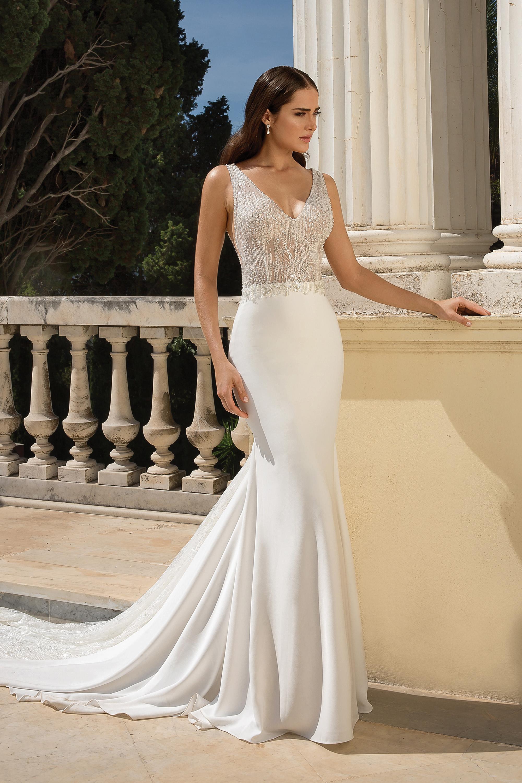 Try it on at Ellie's Bridal Boutique (Alexandria, VA) – Justin Alexander 88090