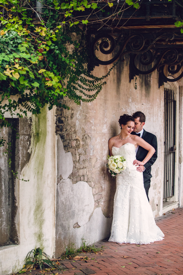 A Lowcountry Wedding - Davenport House Museum & Gardens Wedding by Alexis Sweet Photography