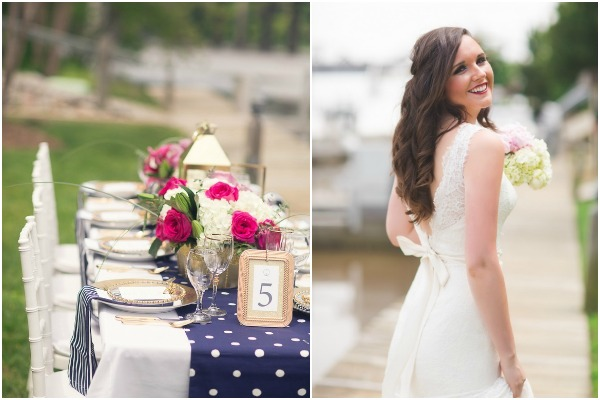 Perfét - NAUTICAL WEDDING INSPIRATION SHOOT
