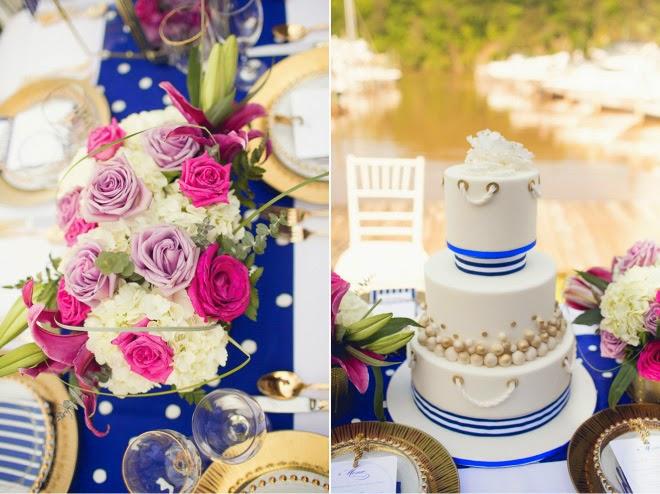 Beach Bride - Nautical Chic Wedding Inspiration