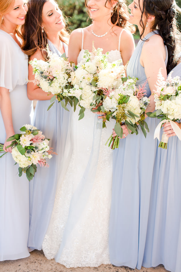 Belle the Magazine - A Dusty Blue And Greenery Italian Inspired Wedding Filled With Timeless Elegance