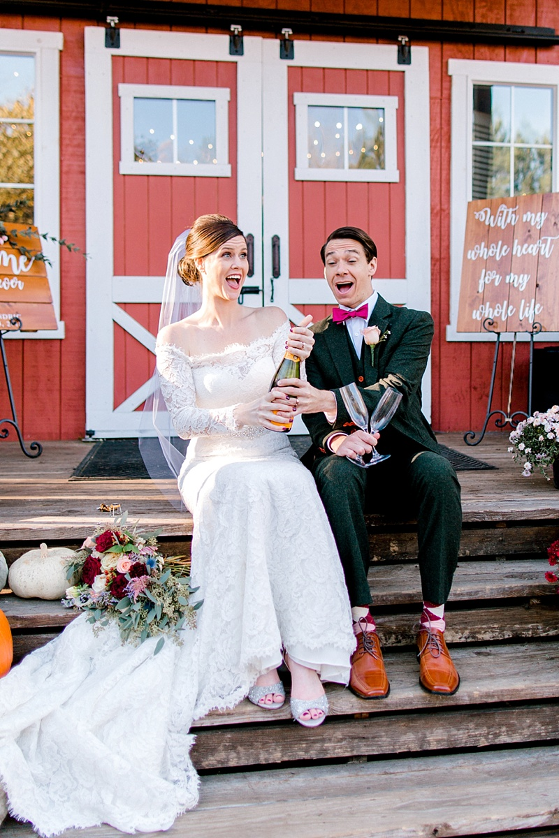 Tidewater and Tulle - When Wedding Enchantment Meets Barn Coziness