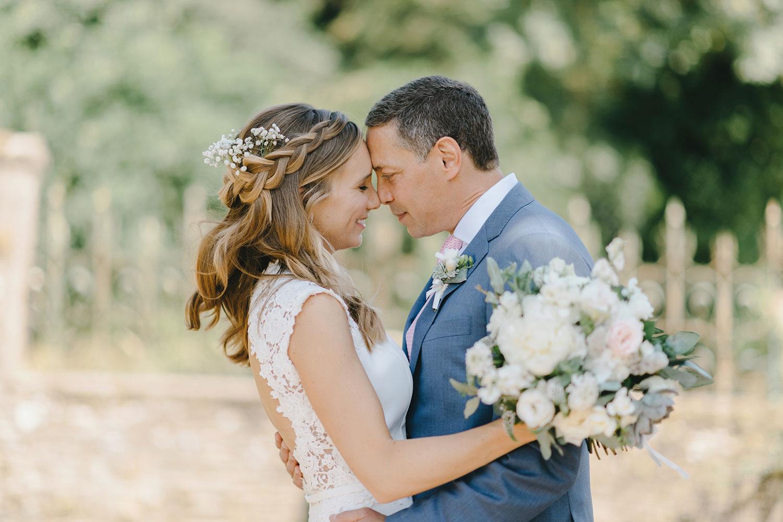 Natalie + Josh on July 2, 2018 ♥ Weddings by Kara at Tankardstown House (Slane, Co. Meath, Ireland)