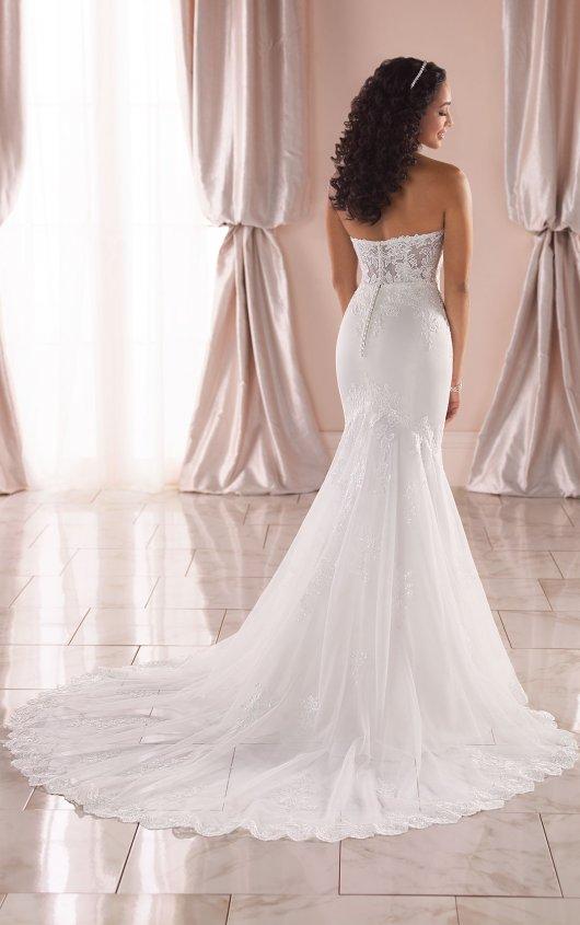 Try it on at Ellie's Bridal Boutique (Alexandria, VA) – Stella York 6867