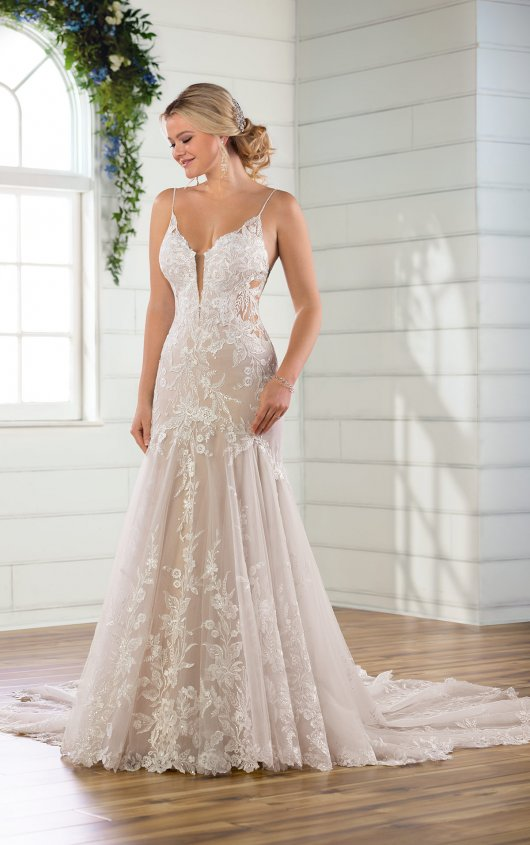 Try it on at Ellie's Bridal Boutique (Alexandria, VA) – Essense of Australia D2770