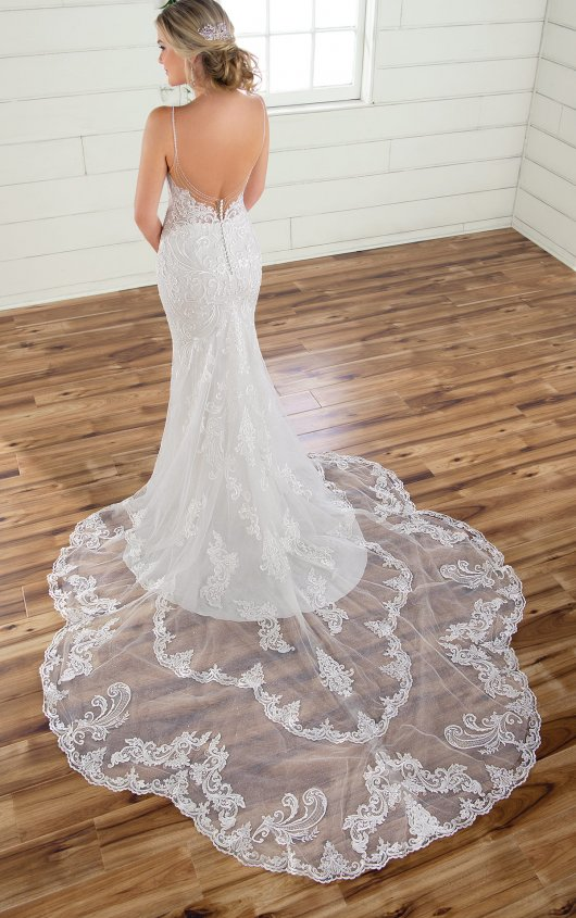 Try it on at Ellie's Bridal Boutique (Alexandria, VA) – Essense of Australia D2771