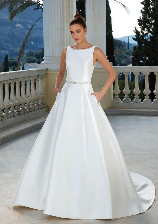 Try it on at Ellie's Bridal Boutique (Alexandria, VA) – Justin Alexander 88109